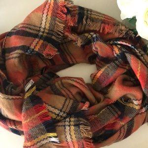 BP fall blanket scarf